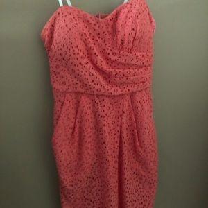 City Studio  Strapless Dress